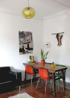 beautiful house of @Judy Kaufmann http://www.kaufmannillustration.com/ via design sponge