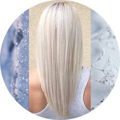 Blonde hair / lighten & tone levels 10 +