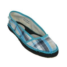 Sugar Ladies Sugar Rope A Dope Slip-On Stripe Navy A cute little espadrille slip-on in a blue checked print for the summer. http://www.comparestoreprices.co.uk/womens-shoes/sugar-ladies-sugar-rope-a-dope-slip-on-stripe-navy.asp