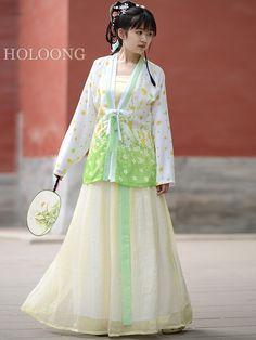 Three-piece set Hanfu clothing Strapless BeiZi Women Clothing