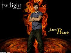 Twilight Saga-Fire by IvonkaMata on DeviantArt Jacob Black, Twilight Saga, Fan Art, Fire, Deviantart, Movies, Movie Posters, Pictures, Films
