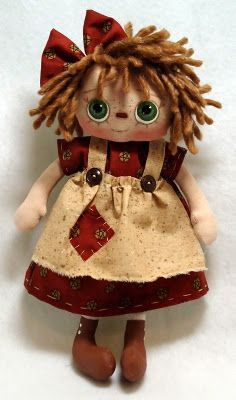All is Bright: First Doll for 2012