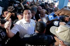 In Costa Rica Election Gay-Marriage Foe Takes First Round