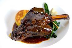 Braised Lamb Shanks Recipe | Zen Can Cook