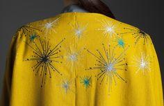 Stephanie Davidson's Masters fashion + textile collection   Embroidery   Scottish Graduate   Glasgow School of Art