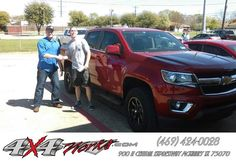 https://flic.kr/p/ESyfFf | Congratulations Chris  from Trent Barden at 4x4Works! | deliverymaxx.com/DealerReviews.aspx?DealerCode=B127