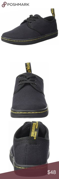 NEW DOC MARTENS SOHO LACE UP SNEAKER 9 Brand new with box. Doc Martens Black Soho Sneaker. Size US 9/ UK 7/ EU 41. Docs tend to run about a half size big. Dr. Martens Shoes Sneakers