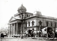 Old Photos, Vintage Photos, Back In Time, Cape Town, Old Houses, South Africa, History, Places, Image