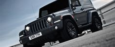 Project Kahn - Chelsea Truck Company Jeep Wrangler