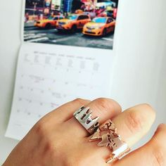 Welcome March.  New York City Skyline Ring and Plani Ring.  Available at www.preziosajewelry.com  #preziosa #preziosajewelry #glober #beaglober #preziosaj #travelgram #lovetotravel #traveling #travel #photooftheday #instadaily #world #Worldmap #wanderlust #TagsForLikes #igers #picoftheday #love #instagood #travellife #placetogo by preziosajewelry. picoftheday #travellife #preziosa #beaglober #preziosaj #tagsforlikes #preziosajewelry #love #wanderlust #glober #igers #travelgram #travel…
