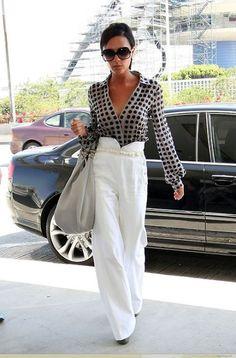 Hannah's Beauty Blog: Palazzo Pant Outfits