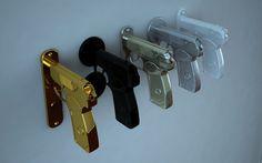 bang-bang handle on Industrial Design Served