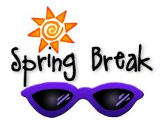 how to know if you are spring break ready broken images rh pinterest com spring break clip art for teachers spring break clip art for teachers
