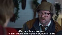 The new Jan - Lilyhammer