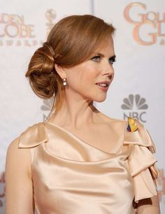 BEVERLY HILLS, CA - JANUARY 17: Actress Nicole Kidman poses in the press room at the 67th Annual Golden Globe Awards held at The Beverly Hilton Hotel on January 17, 2010 in Beverly Hills, California. (Photo by Kevin Winter/Getty Images) *** Local Caption *** Nicole Kidman