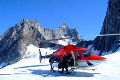 It's such a rush gliding like an eagle a few hundred feet over mountain peaks, glaciers and deep fjords in #Greenland  Best /Mads, Visit Greenland