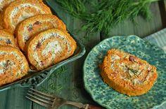 niebo na talerzu - Blog z przepisami na specjały domowej kuchni Bagel, Muffin, Appetizers, Gluten, Bread, Breakfast, Recipes, Food, Muffins