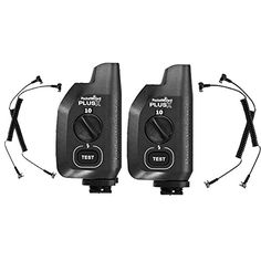 Pocketwizard 801-329 Plus X Transceiver, Pack Of 2 (Black), 2015 Amazon Top Rated Lighting & Studio #Photography