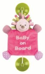 Ventouse Baby on Bord Hérisson Manon
