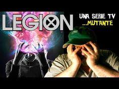 Legion, una serie TV ...mutante