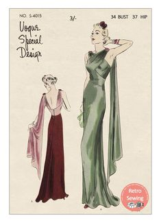 Vintage Evening Gowns, Vintage Dresses, Evening Dresses, Vintage Outfits, 1930s Evening Dress, Evening Bags, 1930s Fashion, Vintage Fashion, Fashion Women