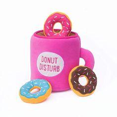 """DONUT LOVERS Parking Aluminum Sign doughnut food dessert coffee 10/"""""""