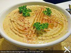 Hummus bi Tahina, ein beliebtes Rezept aus der Kategorie Kalt. Bewertungen: 333. Durchschnitt: Ø 4,5.