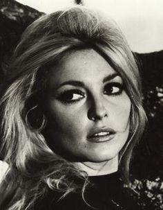 Sharon Tate, best lashes.                                                                                                                                                                                 More