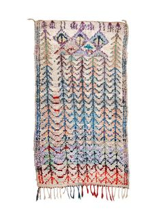 Berber rug.
