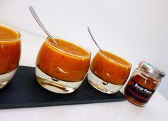 Gaspacho de melon au piment d'espelette