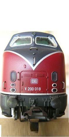 Märklin V200 006 der DB