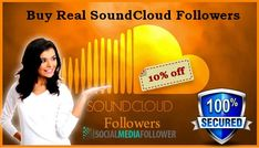 Buy Real Soundcloud Followers For More Credibility