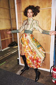 Sonny Vandevelde - Leo & Lin Resort 2020 Fashion Show Sydney Backstage Sydney Fashion Week, Fashion Show, Fashion Trends, Backstage, Catwalk, Leo, Clock, Model, Photography