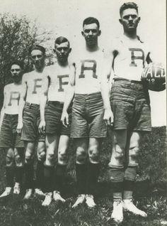 Early UT Sports (circa 1918, AR.0018)