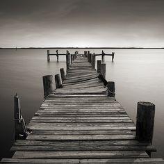 Fotografias em preto e branco de  Lance Ramoth.