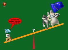 Jemaxes: Pulso de Grecia a la Unión Europea