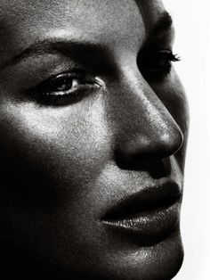 Gisele Bündchen by Mario Testino for Vogue Brazil (June 2013) | Ozarts Etc
