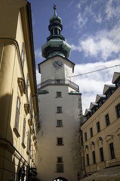 Bratislava: Michael's Tower | Flickr - Photo Sharing!