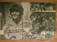 Donny Osmond and The Osmonds Brothers Two Page Vintage Clipping | eBay