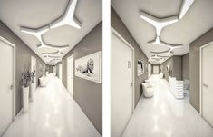 office-workspace-grey-wall-and-white-doors-for-hallway-extra-modern-white-surgery-clinic-interior-design.jpg (2072×1333)
