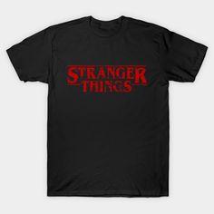 Stranger Things Grunge