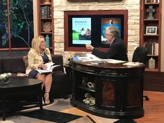 #Woman2Woman #BibleStudy Author, Deborah Ross shares on WGGSTV16 in Feb. 2017. Get your copy NOW! https://www.amazon.com/Woman2woman-Deborah-Ross-Contributing-Writers/dp/1498477666