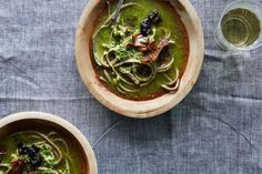 Just Add Water: 15 Minutes to Heidi Swanson's Genius Green Soup on Food52