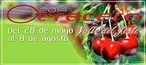 Han comenzado La Cerecera 2014 y las IX Jornadas Gastronómicas de la Cereza Picota.