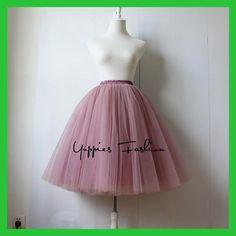moda falda de tul en la venta a precios razonables 016446edabe0