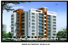 1BHK Apartment for sale Breathing walls in Karanjade,Navi Mumbai Property ID: #4795