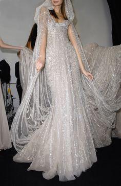 Backstage || Elie Saab S/S07 Couture