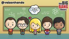 Chibi Big Bang Theory