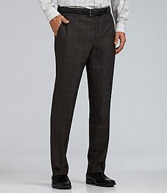 quality design bbe3c 606e7 Perry Ellis FlatFront SlimFit Pants  Dillards Perry Ellis, Latest Mens  Fashion, Dillards