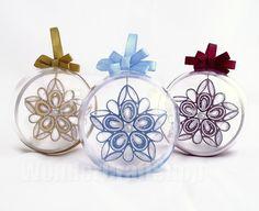 conjunto de 3 estrellas de Navidad en bolas claro medida
